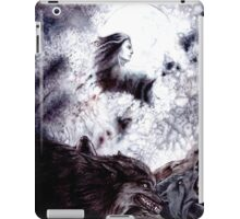 Sauron Brought Werewolves iPad Case/Skin