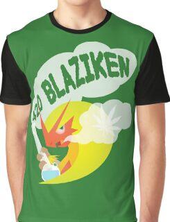 420 blaziken Graphic T-Shirt