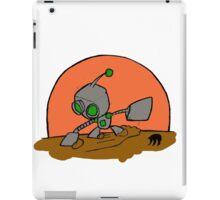 gir in battle iPad Case/Skin