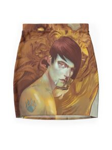 Julius Mini Skirt
