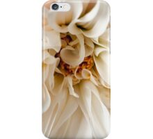 Pink Dahlia Blossom Flower Background iPhone Case/Skin