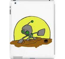 gir in battle iPad Case/Skin