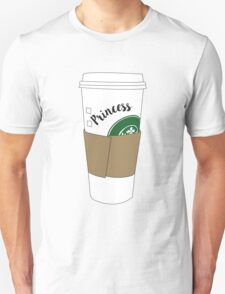 Princess Coffee T-Shirt