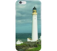 Scurdie Ness Lighthouse  iPhone Case/Skin
