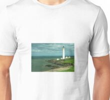 Scurdie Ness Lighthouse  Unisex T-Shirt