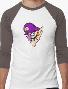 IT IS I, WALUIGI! Men's Baseball ¾ T-Shirt