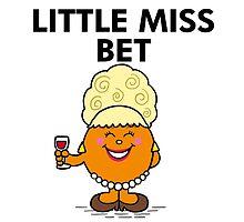 Little Miss Bet Lynch Mr Man by pickledjo