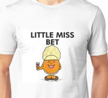 Little Miss Bet Lynch Mr Man Unisex T-Shirt