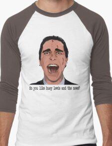 An American Psycho Men's Baseball ¾ T-Shirt