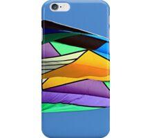 Kite flying in sky 1 iPhone Case/Skin