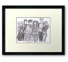 Dumblerdore's Army Framed Print