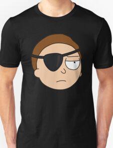 Evil morty 2. Unisex T-Shirt