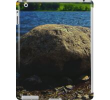 The rock of Conniston Water iPad Case/Skin