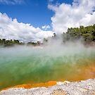 Champagne Pool, Wai-O-Tapu, New Zealand by SeeOneSoul