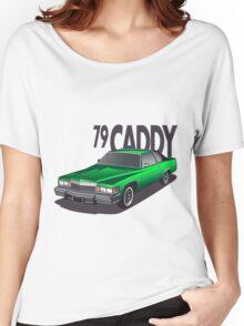 1979 Cadillac Coupe de Ville Women's Relaxed Fit T-Shirt
