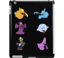 Five Ghosts and Luigi iPad Case/Skin