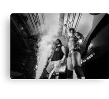 Axe2Grind at MCW Canvas Print