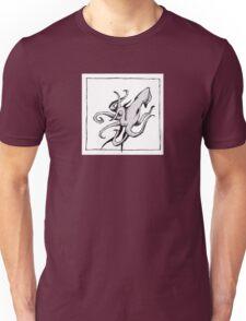Graphic Squid Unisex T-Shirt