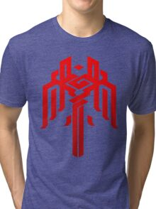 Kirkwall Symbol Tri-blend T-Shirt