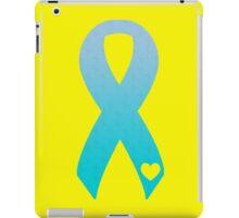 Blue Ribbon 3 iPad Case/Skin