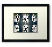 Matoki - MATRIX Framed Print