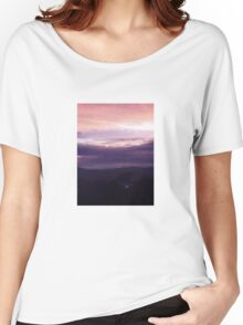 Sunrise Over the Columbia River #10 Women's Relaxed Fit T-Shirt