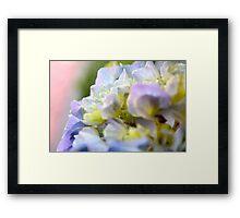 Flowers for the Bride Framed Print