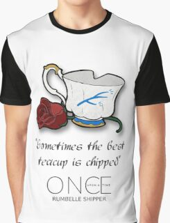 OUAT: Rumbelle  Graphic T-Shirt