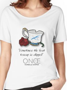 OUAT: Rumbelle  Women's Relaxed Fit T-Shirt