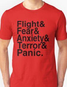 I am Flight - Mr Robot Unisex T-Shirt