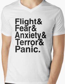 I am Flight - Mr Robot Mens V-Neck T-Shirt