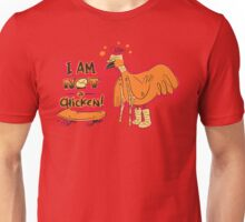 I Am NOT A Chicken! Unisex T-Shirt