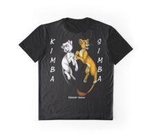 Kimba and Simba Graphic T-Shirt