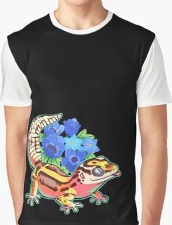 Bold gecko Graphic T-Shirt