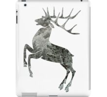 Pine Tree Deer iPad Case/Skin