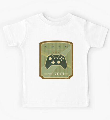 Retro Xbox One Controller Kids Tee