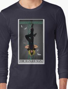 Zack Fair Tarot  Long Sleeve T-Shirt