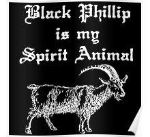 Black Phillip, Black Phillip, King of them All! Poster