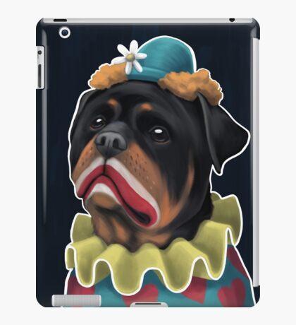 rottweiler iPad Case/Skin