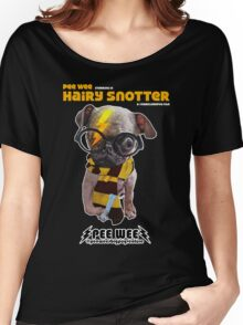HAIRY SNOTTER PEE WEE Women's Relaxed Fit T-Shirt