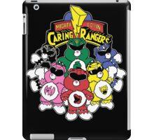 Caring Rangers iPad Case/Skin
