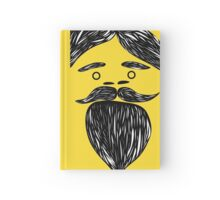 Beard For The Win Hardcover Journal