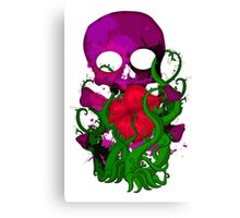 The Poison Canvas Print