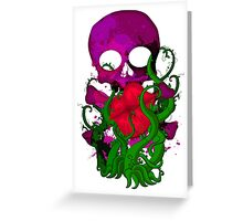 The Poison Greeting Card