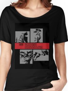 Cowboy Bebop - Group BW Women's Relaxed Fit T-Shirt