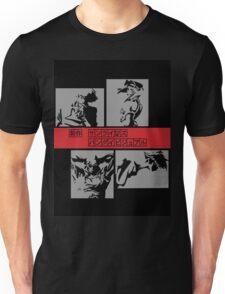 Cowboy Bebop - Group BW Unisex T-Shirt