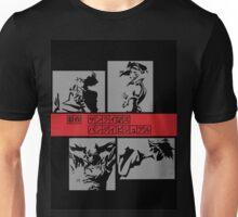 Cowboy Bebop - Group BW Unisex T-Shirt
