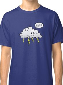 Angry Cloud Classic T-Shirt