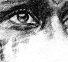 Warpaint Eyes Sticker