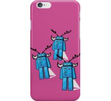 Robots Need Love Two iPhone Case/Skin